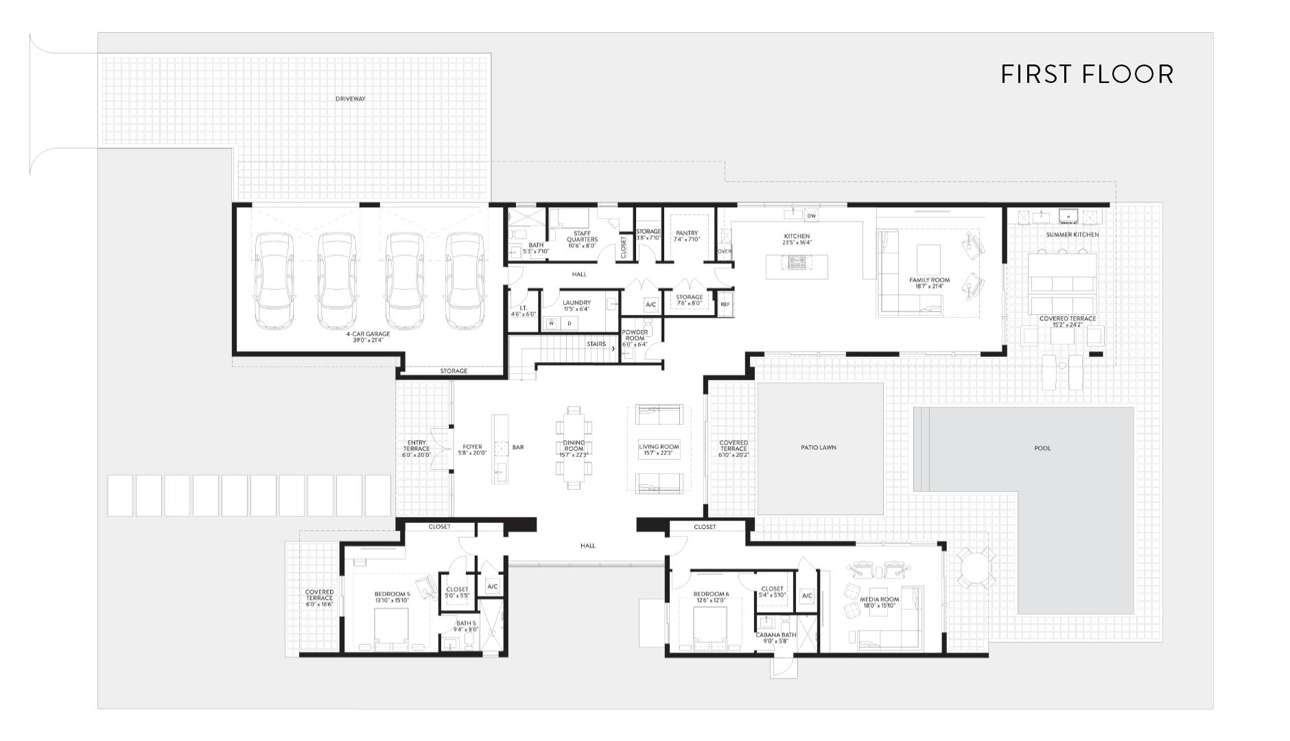 Oppenheim O5A Floor 1