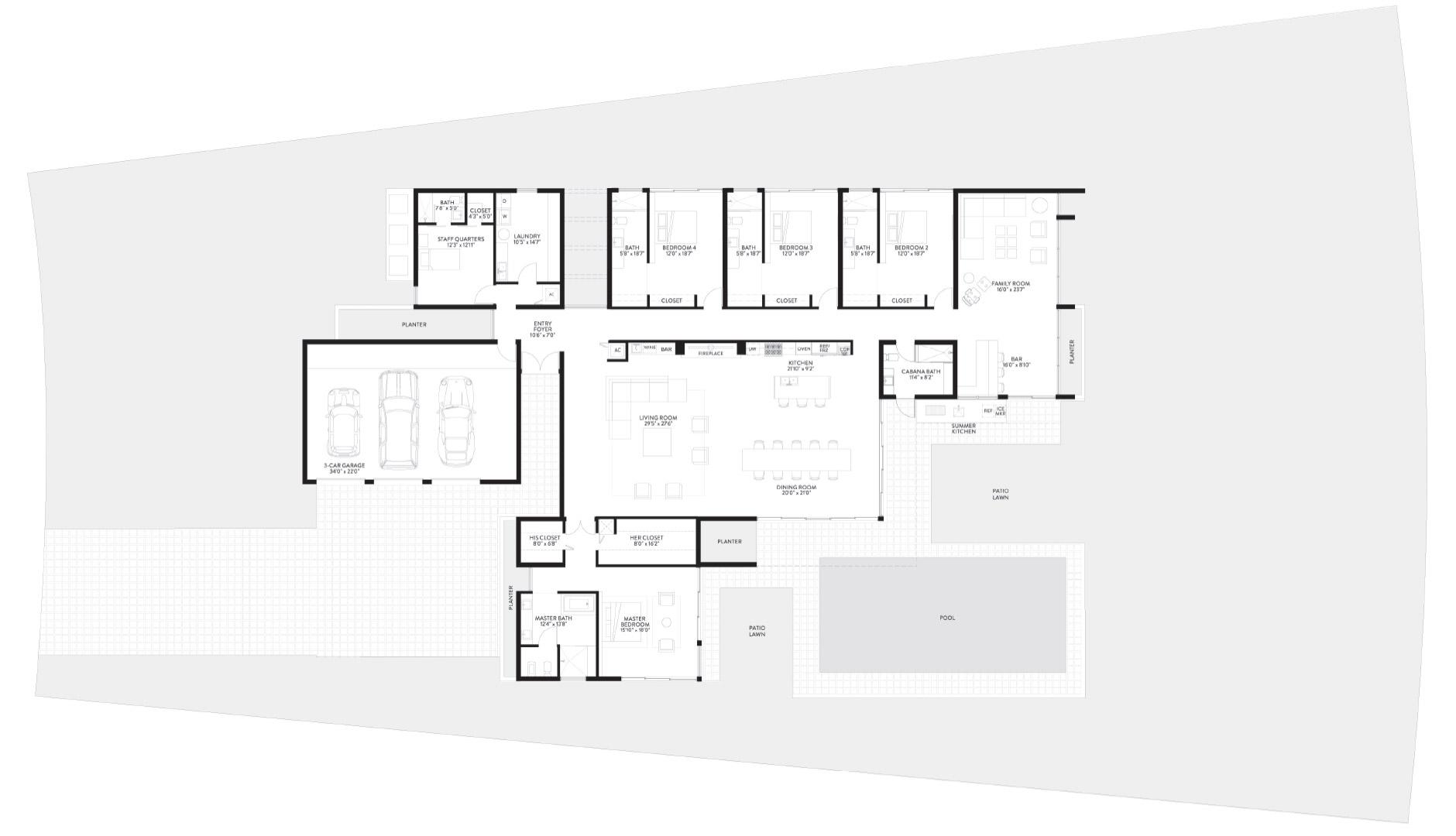 Mateu M2 Floor 1