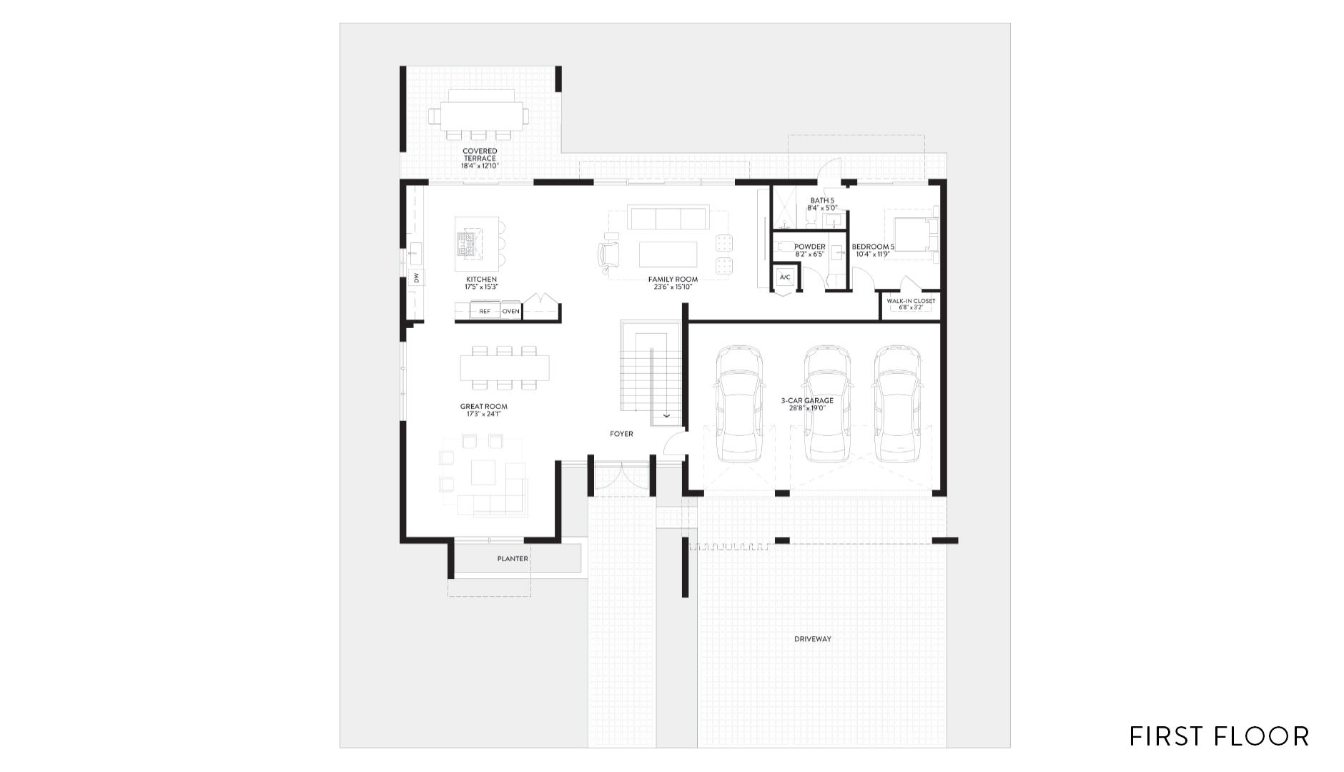 Mateu M7 Floor 1