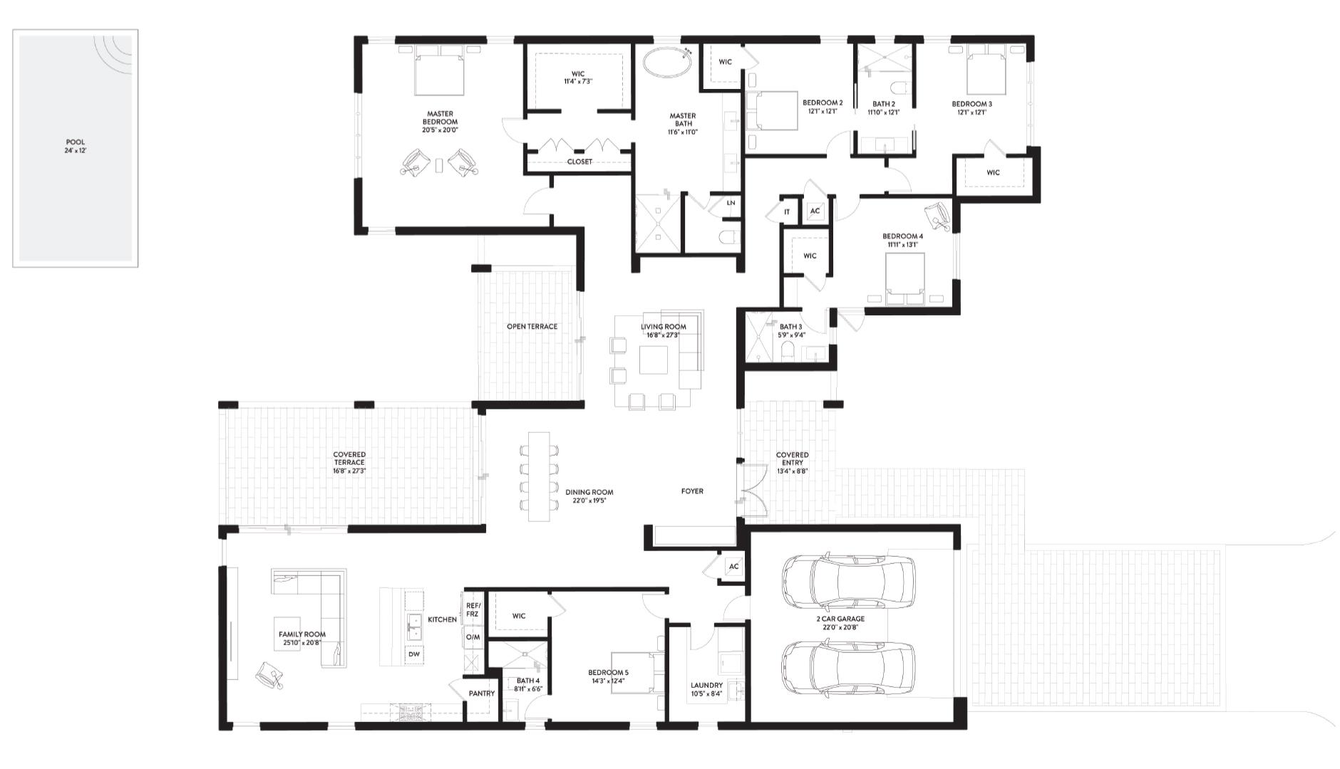 PPK P2 Floor 1