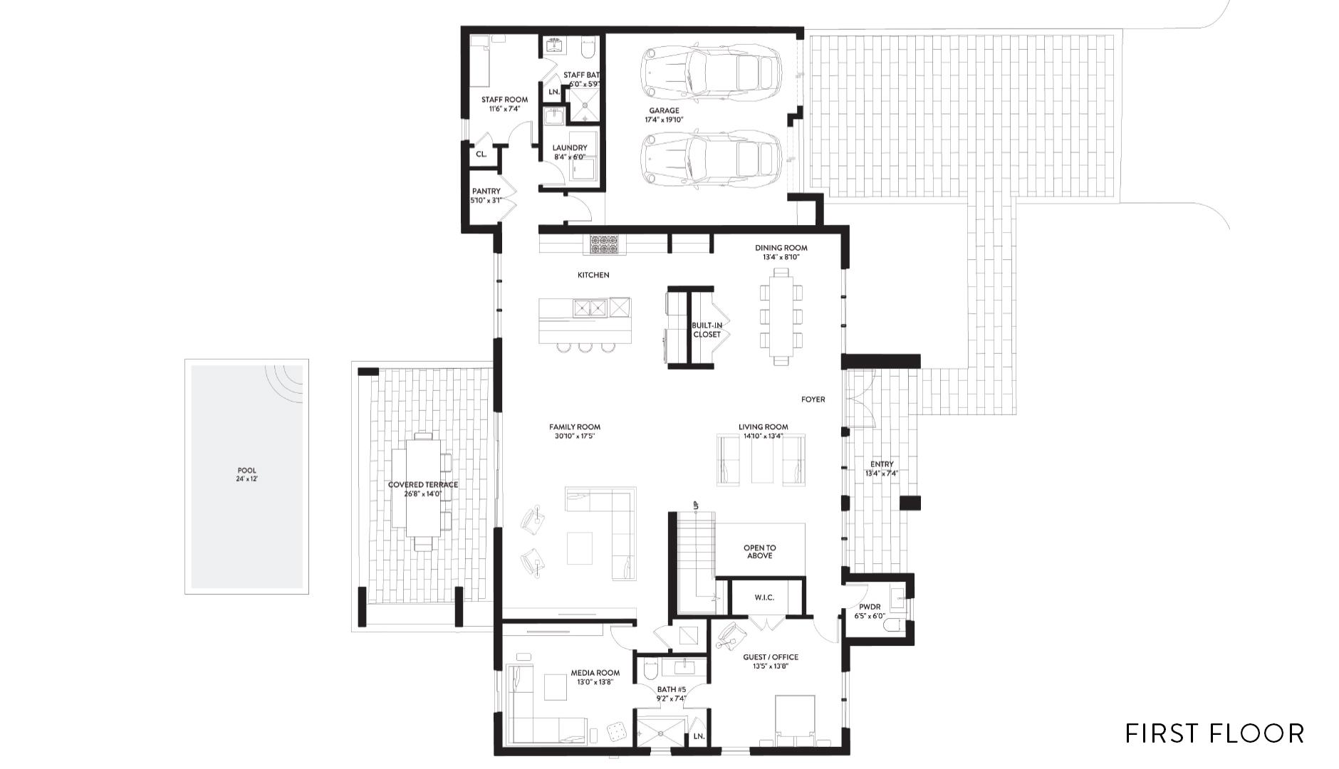 PPK P3 Floor 1