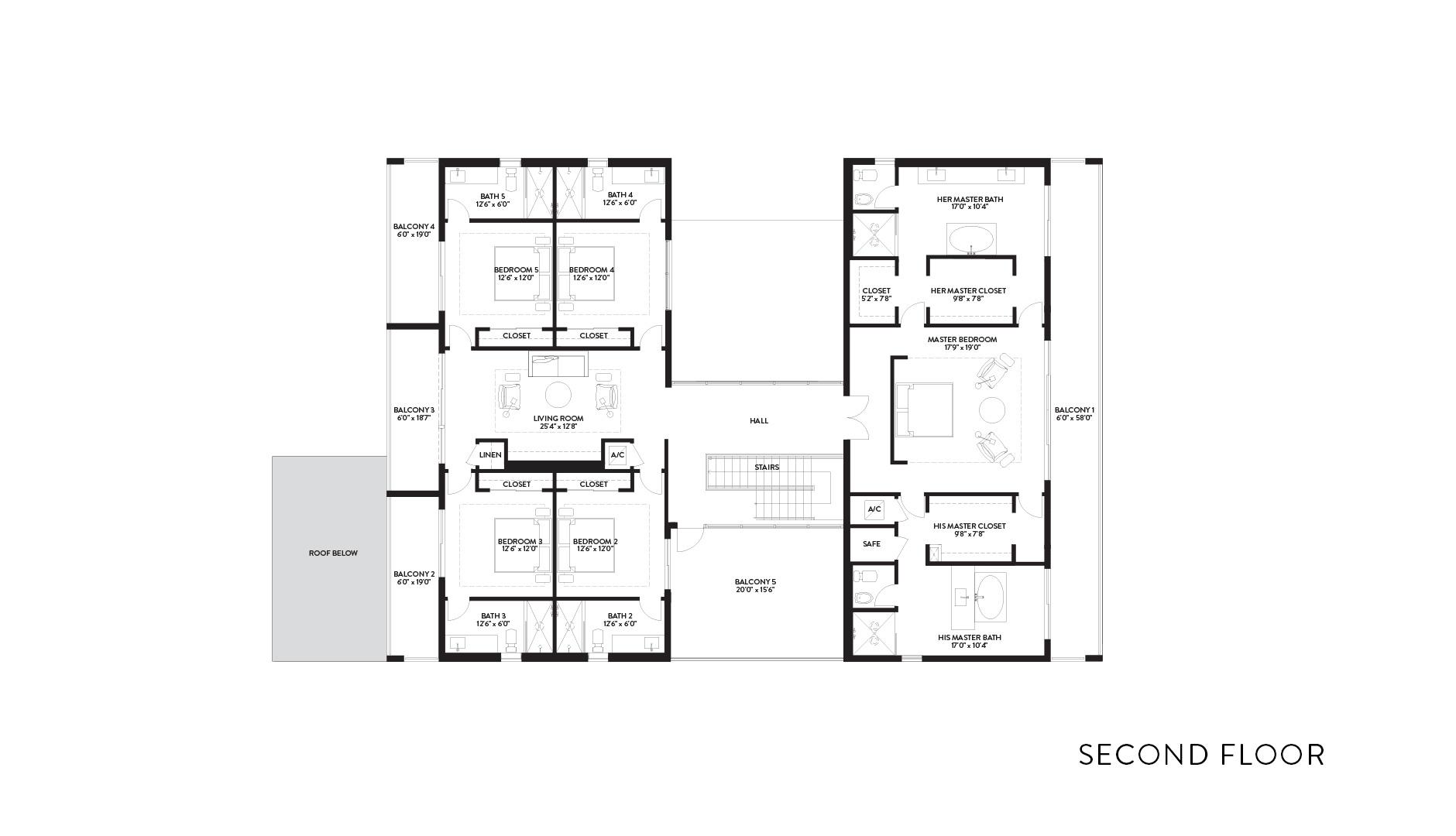 Oppenheim O4 Floor 2